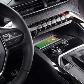 Peugeot 3008 And 5008 Wireless Charging Tray
