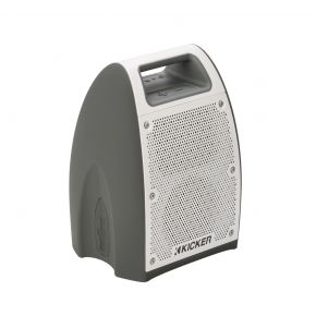 Bullfrog 400 Portable Speaker - White & Grey