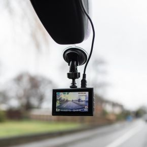 HD Wide Angle Dash Camera