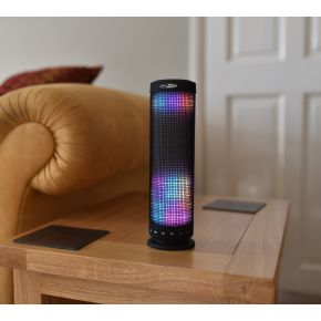 Caliber Portable Disco Speaker With Bluetooth