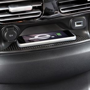 Citroen C4 Cactus (2014>) wireless charging pad