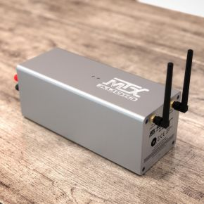 Wireless Receiver & Amplifier - 2 x 50W