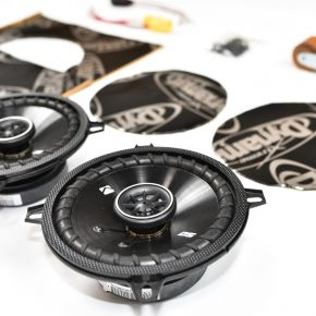 Peugeot 106 Speaker Upgrade Kit - PERFORMANCE
