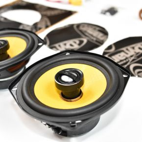 Citroen Saxo Speaker Upgrade Kit - PREMIUM