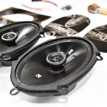 Ford Fiesta Mk6 Speaker Upgrade Kit - PERFORMANCE