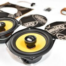 Renault Clio Mk2 & Mk3 Speaker Upgrade Kit - PREMIUM