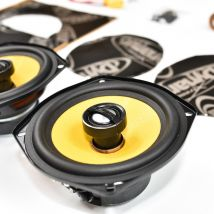 Peugeot 106 Speaker Upgrade Kit - PREMIUM